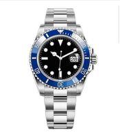 Orologi, sport da uomo, immersioni subacquee, fibbia pieghevole cassa in acciaio inox, anello in ceramica orologio, vetro zaffiro, all'ingrosso e al dettaglio