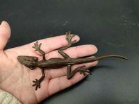 Ornements décoratifs pour siège auto avec motif de gecko