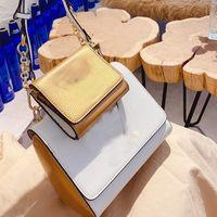 Womens Handbags Purse 2pcs Set V Lock Flap Bag Twist Shoulder Bag Chain Crossbody Bag Multi Pochette Cross Body Bags Pouch Lady Tote