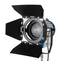 Selens 1000W Fresnel Spotlight Lumière Tungsten + Bulbe Studio Vedio Photo pour la télévision film