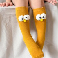 Socks Baby Long Children Spring Autumn Infant Knitting Fun Cartoon For Girls Boys Anime High Slouch Clothes Kids Toddlers Cotton