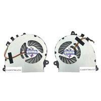 Pads de resfriamento de laptop GPU CPU Ventilador para MSI GS72 GS70 MS 1771 1773 UX7 7G 700 Notebook PC Paad06015sl N184 N197 Peças internas
