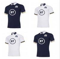 Yeni En Kaliteli Scotland 2021-2020 Yetişkin Süper Rugby Jersey İskoç Gömlek Maillot Camiseta Maglia Üst S-5XL Trikot Camisas Set