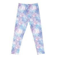 Girls Leggings Baby Pants Child Clothing Summer Printed Elastic Trousers Children's Tights Kids B6355