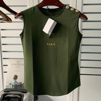 Frauen T-shirts Sommer Mode Design Schwarz Weiß Rot Buchstabe gedruckt T-shirts Baumwolle Casual Tees Kurzarm Tshirts Streetwear TR001
