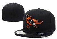 Nuovo stile estivo Gorra Orioles Berretti da baseball Beave Uomo Brand High Quality Unisex Hiphop Hipphop Hats