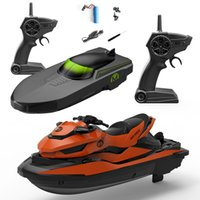 2021 M5 Mini Remote Control Boat 2.4G Electric Electronic remotes Motorboat Children's Toys