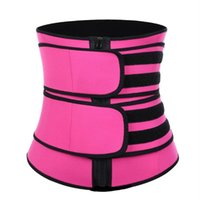 Waist Support Women Shaperwear Trainer Neoprene Belt Weight Loss Cincher Body Shaper Tummy Control Strap Slimming Sweat Fat Burning