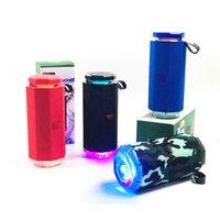 Bluetooth 5.1 oradores portáteis para o telefone móvel Horn Duplo Mini Subwoofers à prova d'água ao ar livre sem fio