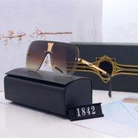Óculos de sol Moda Moda Manwoman Sunglass 1842 Protecionamento UV400 Dita Sunglasses Dita Dccrm