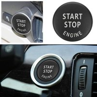 For BMW E90 E91 E60 E84 E83 E71 E72 Start Stop Engine Button Switch Cover Car Accessories
