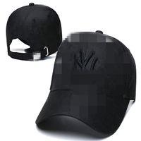 2021 새로운 여성 브랜드 야구 모자 모자 뉴욕 스냅 백 모자 멋진 힙합 코튼 조절 가능한 여름 모자
