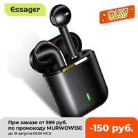 Essager J18 Tws Wireless Headphone Bluetooth Earphone Headset True Earbuds for Iphone 12 Pro Max Handsfree Ear Buds