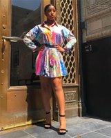 الصيف الأزياء الأزهار طباعة أنثى اللباس المرأة التباين اللون أكمام مصمم فساتين عارضة السيدات العطلات الاصطدام اللون الملابس