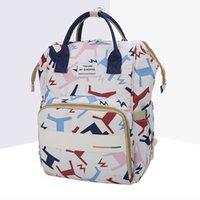 Bolsa De Bebe Pra Maternidade New Travel Backpack Designer Nursing Bag For Baby Care Mummy Baby Bag Maternity Nappy Diaper Bags