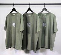 Erkekler Kadınlar Pamuk T-shirt Erkek Giyim O-Boyun Jumper Kısa Kollu Tops Tees Hip Hop Sweatershirt Yüksek Kalite İngilizce İfadeler Tasarımcısı -2