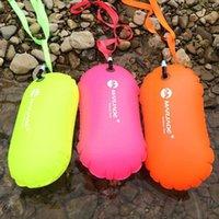 Life Weste Boje 100% Marke Hohe Qualität Schwimmsicherheit Abschleppgeräte Airbag Outdoor Trocknung aufblasbar L2H8
