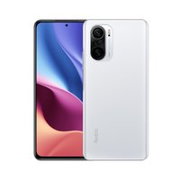 Original Xiaomi Redmi K40 PRO + PLUS 5G Mobiltelefon 12 GB RAM 256GB ROM Snapdragon 888 Android 6,67 Zoll Amoled Full Screen 108.0mp NFC Face ID Fingerprint Smart Handy