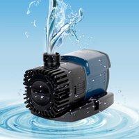 Pompe à air Accessoires Sunsun JTP Série JTP Pompe d'eau aquarium réglable pour l'hydroponique Circulation Pond Submersible Rockery