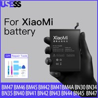 USEST BM47 BM46 BM3B BN41 BN43 BN40 BN30 BN45 BN4A Pil Xiaomi Redmi 3 3 S 4X 4 Pro 6 5 Artı Not 2 3 4 5 7 Pro 4x Bateria