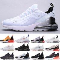 Max 270 Yeni Renkler Erkekler Kadın Ayakkabı Koşu Erkek Spor Atletik 27 Gym Kadın Yürüyüş Hava Açık Sneakers
