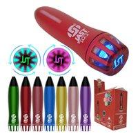 İyi Satıcı Satış Jast Max Elektronik Sigara Fidget Spinner Vaper RGB Işık Vapes Kalem Pil Toptan Bang Tek Kullanımlık Vape