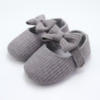 First Walkers Baby Toddler Shoes Spring Autumn Soft-sole Children's Cute Bow Born Girl Kids Zapatos Para