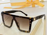 2181 Neue Mode Sonnenbrillen mit UV 400 Schutz für Männer und Frauen Vintage Rechteck Unsichtbare Rahmen Beliebte Top-Qualität Kommen Sie mit Fall