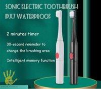Spazzolino da denti elettrico Bambini Adulto Generale General Body Body Waterproof Morbido capelli Sbiancamento maschile e femminile coppie studente intelligente