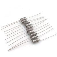 Best Price Notch Coil SS316L Heating Wire 0.25ohm Premade Prebuilt Coils For RDA RBA RTA Vape DIY Atomizer