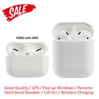 Air Gen 3 AP3 AP3 PRO H1 Chip Auricolari Cancellazione del metallo Cerniera Metallo Carica senza fili Auricolari Bluetooth Bluetooth Pod 2 AP2 W1 2 ° Auricolari