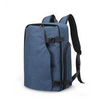 حقيبة يد نسائية الأزياء متعددة الوظائف الرياضة اللياقة البدنية حقيبة الكتف الرجال كبير الكمبيوتر المحمول حقيبة اليوغا الوسادة حقيبة للنساء 1