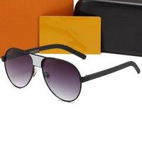 2021 homens mulheres óculos de sol para designer vintage piloto marca sol óculos faixa 420 moda 5a + qualidade uv400 ben mamens mulheres com caixa caixa
