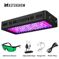 Full Spectrum 300 600 800 900 1000 1200 1800 2000W LED Grow Light 410-730nm for Indoor Plants and Flower Greenhouse Grow Tent