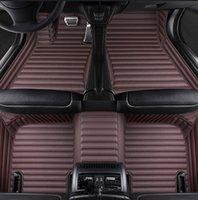 Yapay Deri Araba Paspasları Toyota Rav4 C-HR Hilux Corolla Camry 4runner Yaris