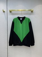 Milan Runway Sweatshirts 2021 Herbst Winter O Hals Langarm Drucken Damen Designer Hoodies Marke Dieselbe Stilmäntel 0812-20