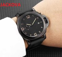 Full Functional Luminous montre de luxe Watch 45mm Men High Quality Mens Rubber Silicone band Sports Watches Big Designer Black Male Clock reloj