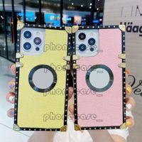 Caso de telefone de couro de moda para iPhone 12 pro max casos de luxo com designer de marca bonito Phonecase Phone11 12Pro 11xs xsmax xr 8plus 8 7Plus