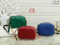 Marmont message bag Fashion designer Shoulder Crossbody Bag Tote Leather Women's Handbag Purse High Quality Ladies Chain Bags #2154