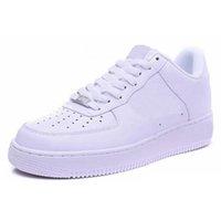 Üst Dunks Bir 1 Erkekler Koşu Ayakkabıları Des Chaussures Klasik Yüksek Düşük Üçlü Beyaz Siyah Kahverengi Sandal Açık Spor Moda Kadın Erkek Eğitmenler Sneakers