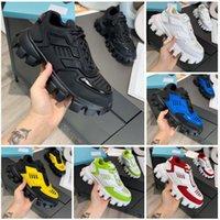 Designe Mens Cloudbust Thunder Knit Sneakers Luxury Designer Oversize Sneaker Light Rubber Sole 3D Trainers Womens Big Size 36-46