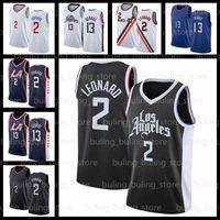 Los 2021 Angeles Paul 13 George Clipper 2 Leonard Jersey Mens San Diego State College John 1 Wall 15 Kawhi 22 21 Basketball Jerseys