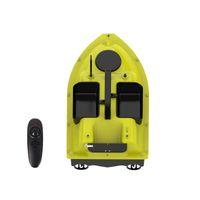Fischfinder GPS Positionierung 500m Sonar One Key Cruise RC Köder Boot Drei Hopper erlassen Bildschirm Display Wasserdicht