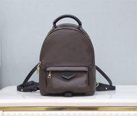 전세계 도매 고전적인 패션 미니 크기 18cm 11cm 가죽 배낭 배낭 최고 품질의 어깨 가방 핸드백