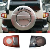 Tail Lights for Toyota FJ Cruiser 2007-2021 LED DRL Brake Car Light Assembly Signal Auto Accessories Modified Lamp