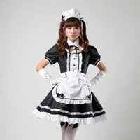 Sexy Maid Cosplay Costume Sweet Women Lolita Dress Anime Cosplay Sissy Maid Uniform Plus Size Halloween Costumes S-3XL