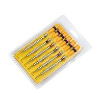 Outils de réparation Kits 12 PCS Tournevis Kit pour montres, verres et accessoires, réparation de l'outil de précision, remplacer, supprimer Régler