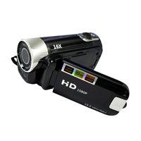 """Dijital Video Kamera 22MP Full HD 1080 P 32 GB 16X Zoom Mini Kamera DV WiFi 3.0 """"Dokunmatik Ekran Taşınabilir"""