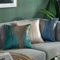 Cushion Decorative Pillow 45*45 Luxurious Sofa Nordic Living Home Decor Pillowcover Room Decorative Cushion Cover Office Outdoor Garden