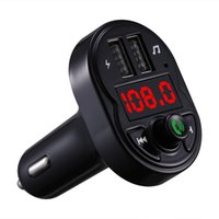 kit X1 Car Handsfree Kit FM Transmitter Wireless Audio Receiver MP3 Player Dual USB Fast Charger